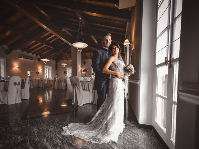 Il matrimonio di Mattia e Federica a Annone di Brianza, Lecco 64