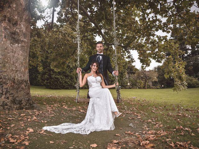Il matrimonio di Mattia e Federica a Annone di Brianza, Lecco 65