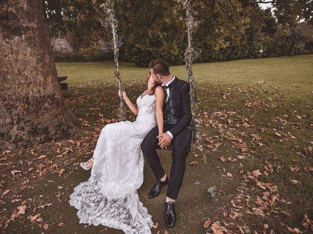 Il matrimonio di Mattia e Federica a Annone di Brianza, Lecco 66