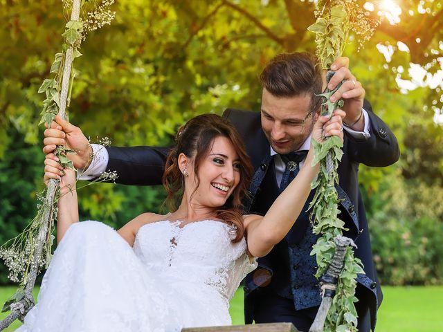 Il matrimonio di Mattia e Federica a Annone di Brianza, Lecco 69