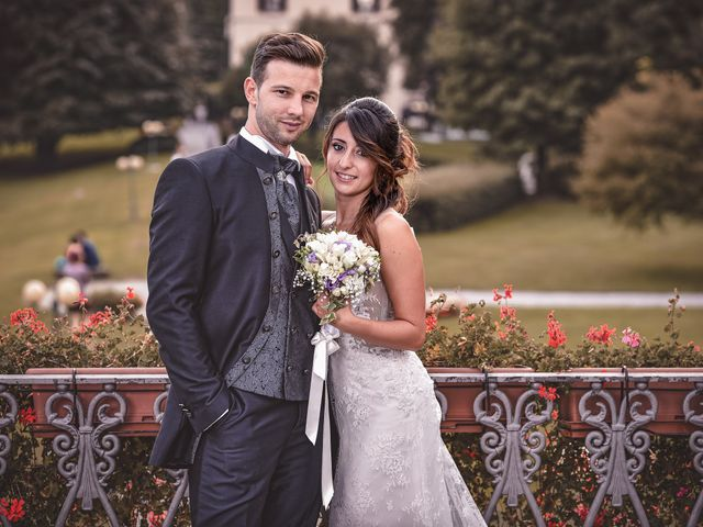 Il matrimonio di Mattia e Federica a Annone di Brianza, Lecco 71