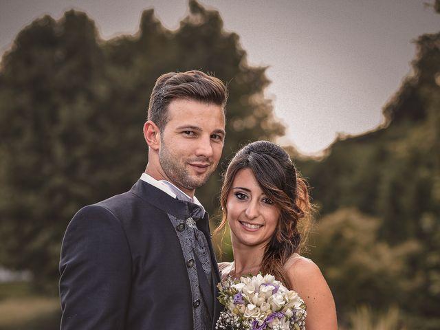 Il matrimonio di Mattia e Federica a Annone di Brianza, Lecco 72