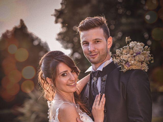 Il matrimonio di Mattia e Federica a Annone di Brianza, Lecco 75