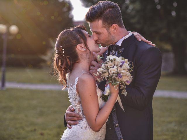 Il matrimonio di Mattia e Federica a Annone di Brianza, Lecco 76