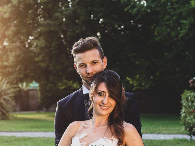 Il matrimonio di Mattia e Federica a Annone di Brianza, Lecco 77