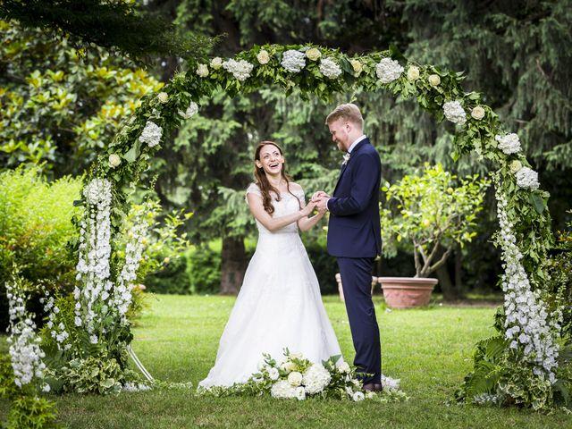 Il matrimonio di Stefania e Henrik a Mercenasco, Torino 3