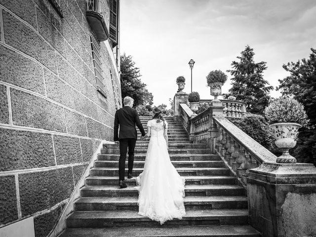 Il matrimonio di Stefania e Henrik a Mercenasco, Torino 4