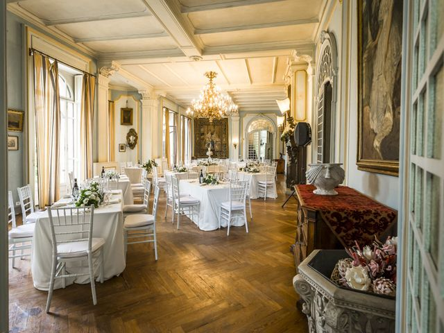 Il matrimonio di Stefania e Henrik a Mercenasco, Torino 11