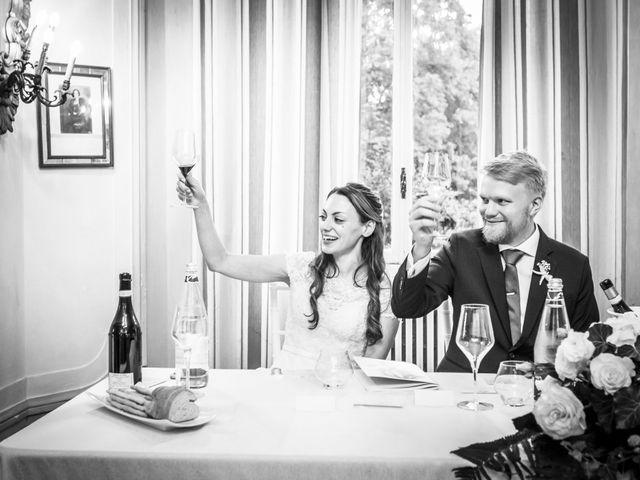 Il matrimonio di Stefania e Henrik a Mercenasco, Torino 14