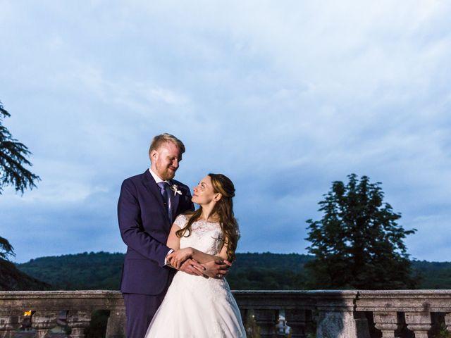 Il matrimonio di Stefania e Henrik a Mercenasco, Torino 17