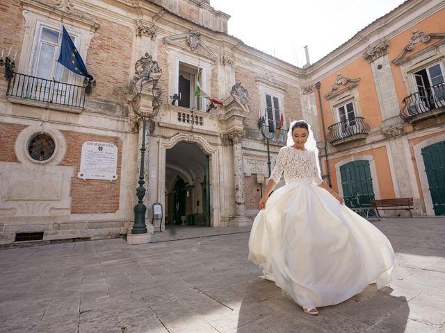 Il matrimonio di Stefano e Veronica a Foggia, Foggia 23