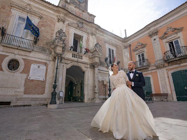 Il matrimonio di Stefano e Veronica a Foggia, Foggia 24