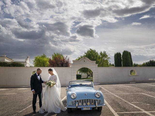 Il matrimonio di Stefano e Veronica a Foggia, Foggia 27