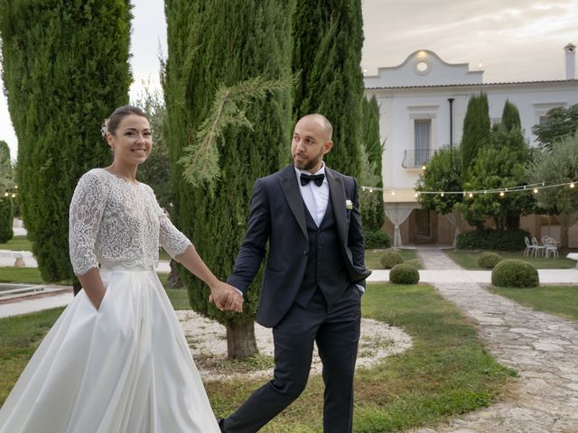 Il matrimonio di Stefano e Veronica a Foggia, Foggia 33