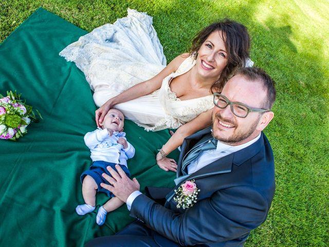 Le nozze di Daniela e Moreno