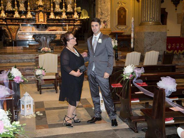 Il matrimonio di Fabio e Beatrice a Saronno, Varese 6