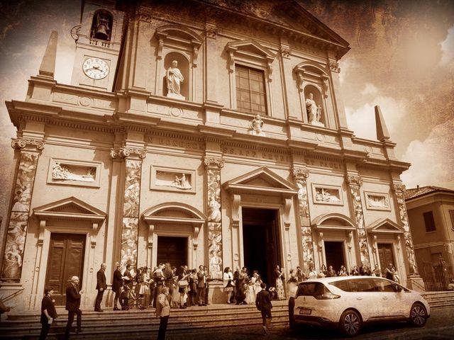 Il matrimonio di Fabio e Beatrice a Saronno, Varese 7