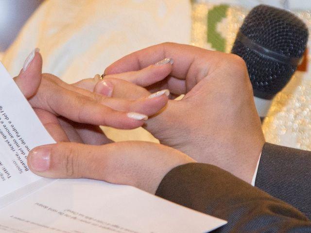 Il matrimonio di Fabio e Beatrice a Saronno, Varese 8