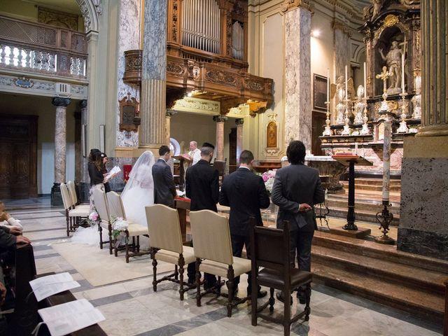 Il matrimonio di Fabio e Beatrice a Saronno, Varese 10