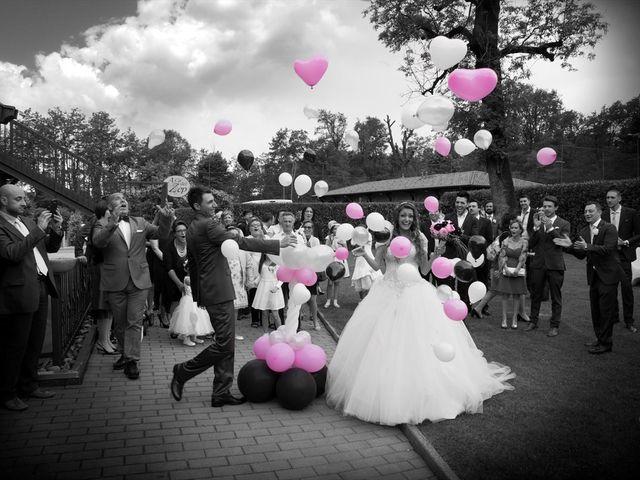 Il matrimonio di Fabio e Beatrice a Saronno, Varese 12