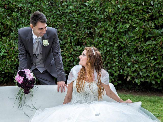 Il matrimonio di Fabio e Beatrice a Saronno, Varese 18