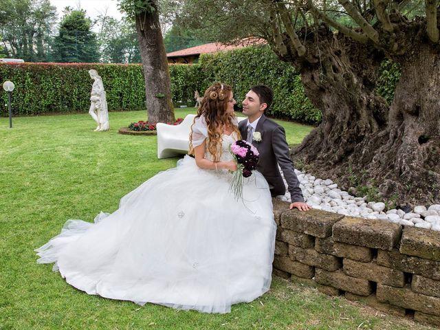 Il matrimonio di Fabio e Beatrice a Saronno, Varese 19
