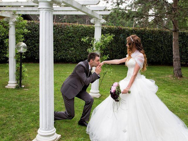 Il matrimonio di Fabio e Beatrice a Saronno, Varese 22