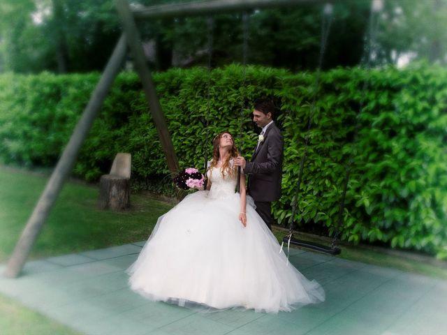 Il matrimonio di Fabio e Beatrice a Saronno, Varese 24