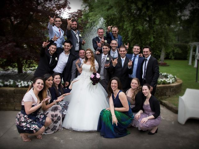 Il matrimonio di Fabio e Beatrice a Saronno, Varese 25