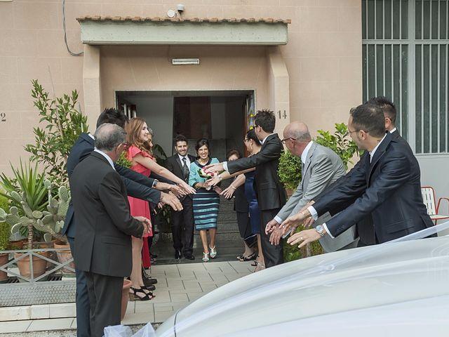 Il matrimonio di Antonio e Rosalinda a Lercara Friddi, Palermo 15