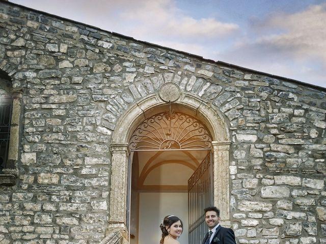 Il matrimonio di Antonio e Rosalinda a Lercara Friddi, Palermo 36