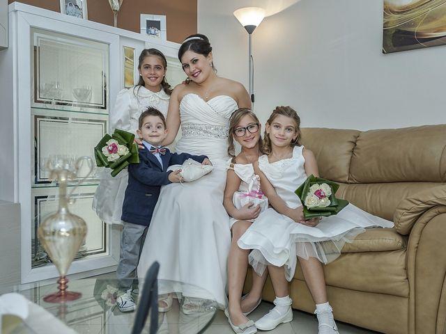 Il matrimonio di Antonio e Rosalinda a Lercara Friddi, Palermo 38
