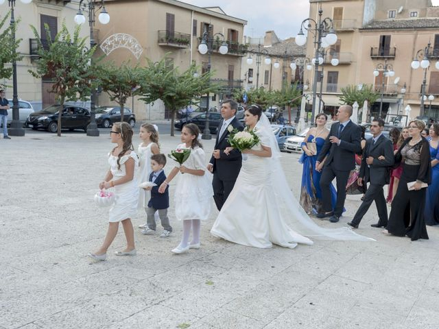 Il matrimonio di Antonio e Rosalinda a Lercara Friddi, Palermo 40