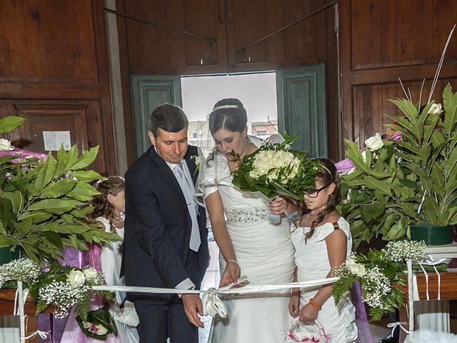 Il matrimonio di Antonio e Rosalinda a Lercara Friddi, Palermo 42