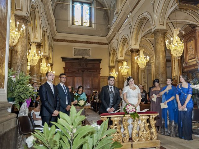 Il matrimonio di Antonio e Rosalinda a Lercara Friddi, Palermo 43