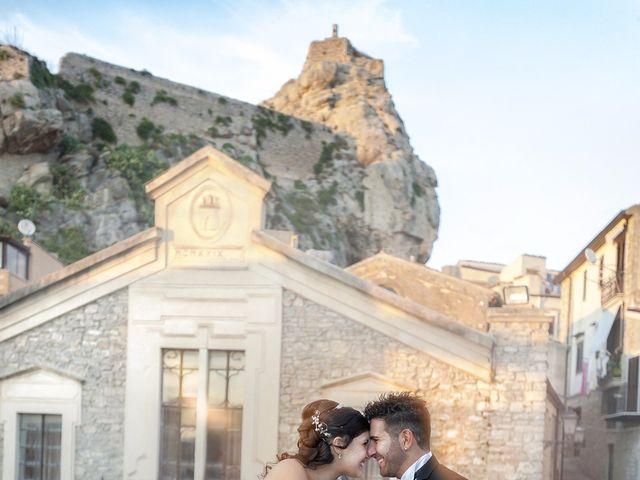Il matrimonio di Antonio e Rosalinda a Lercara Friddi, Palermo 54