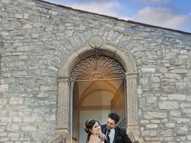 Il matrimonio di Antonio e Rosalinda a Lercara Friddi, Palermo 55