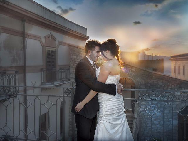 Il matrimonio di Antonio e Rosalinda a Lercara Friddi, Palermo 56