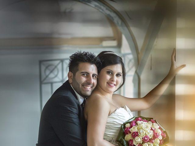 Il matrimonio di Antonio e Rosalinda a Lercara Friddi, Palermo 58