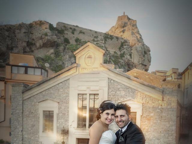 Il matrimonio di Antonio e Rosalinda a Lercara Friddi, Palermo 59