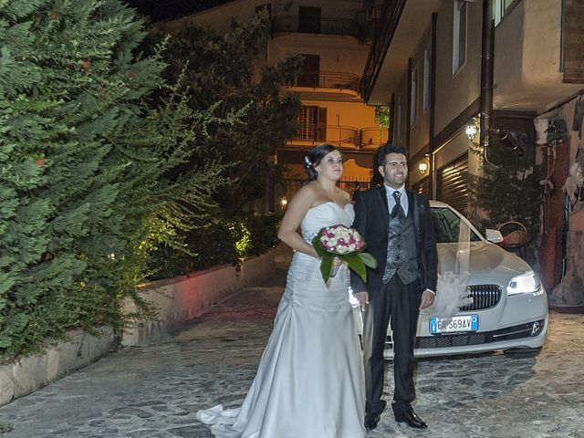 Il matrimonio di Antonio e Rosalinda a Lercara Friddi, Palermo 63