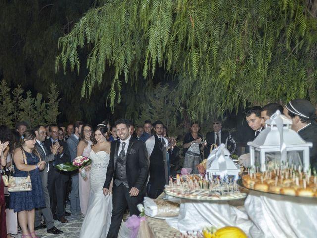 Il matrimonio di Antonio e Rosalinda a Lercara Friddi, Palermo 69