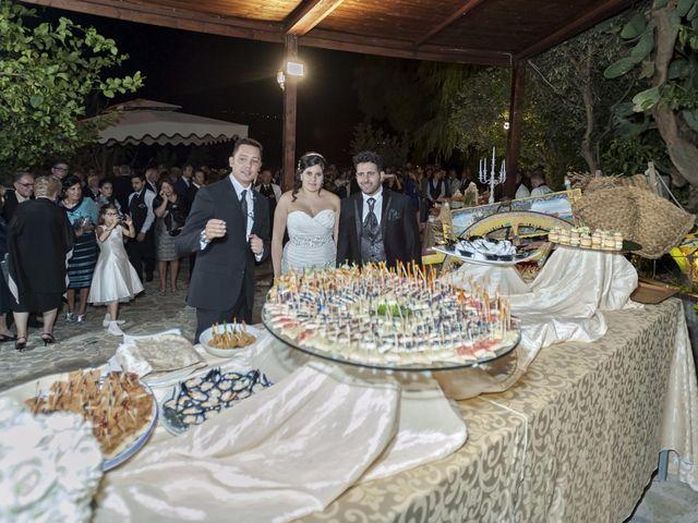 Il matrimonio di Antonio e Rosalinda a Lercara Friddi, Palermo 70