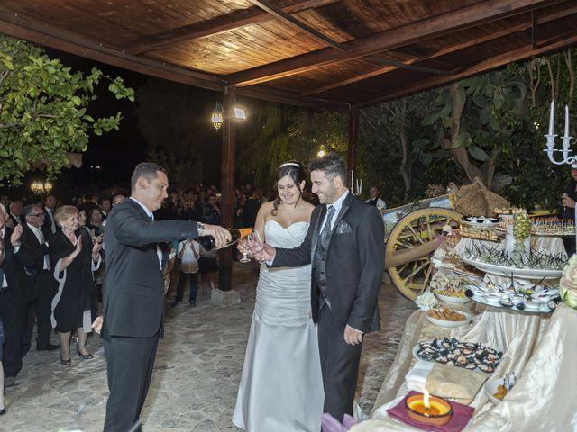 Il matrimonio di Antonio e Rosalinda a Lercara Friddi, Palermo 71