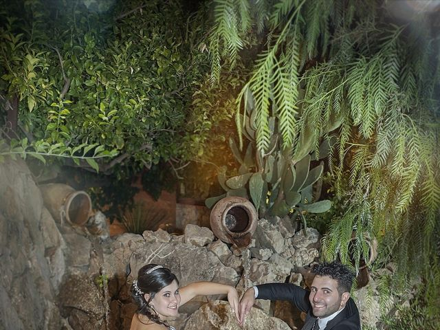 Il matrimonio di Antonio e Rosalinda a Lercara Friddi, Palermo 73