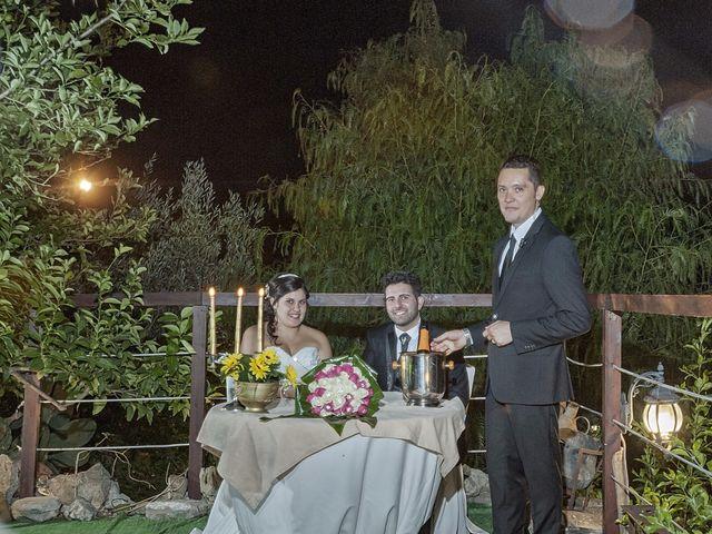 Il matrimonio di Antonio e Rosalinda a Lercara Friddi, Palermo 74