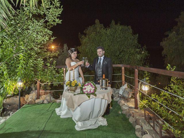 Il matrimonio di Antonio e Rosalinda a Lercara Friddi, Palermo 75