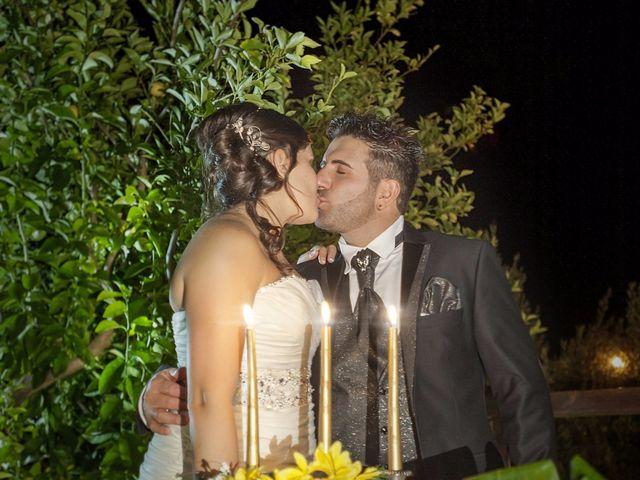 Il matrimonio di Antonio e Rosalinda a Lercara Friddi, Palermo 76