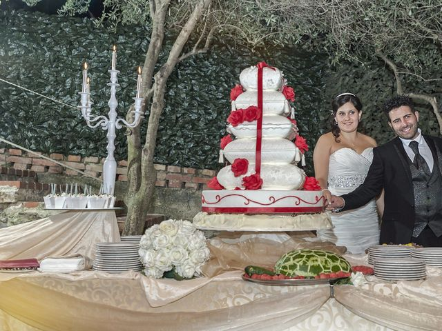 Il matrimonio di Antonio e Rosalinda a Lercara Friddi, Palermo 94