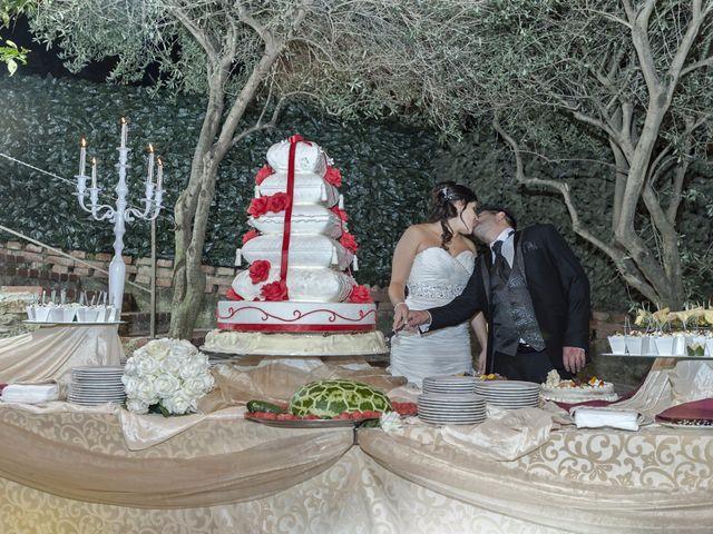 Il matrimonio di Antonio e Rosalinda a Lercara Friddi, Palermo 95
